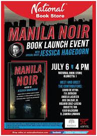 Manila Noir edited by Jessica Hagedorn (Anvil Publishing, Inc.)