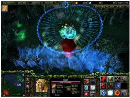 Warcraft III DotA (WC3 DotA)