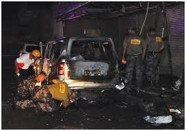 General Santos Bombing April 20, 2002