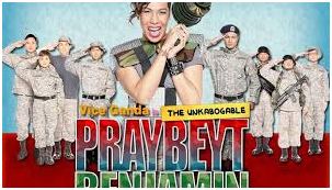 The Unkabogable Praybeyt Benjamin