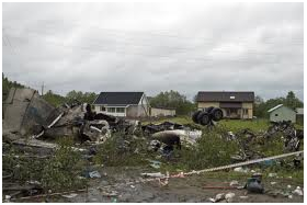 2011 Beechcraft 65-80 Queen Air crash