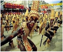 Ati-Atihan Festival of Kalibo, Aklan