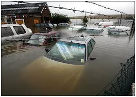 Flood Areas