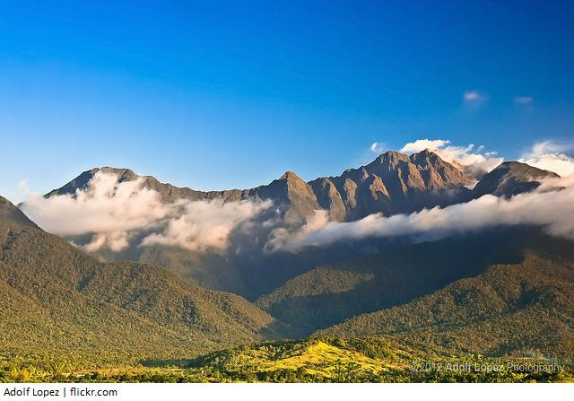 MOUNT GUITING-GUITING, ROMBLON