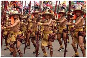 Pintados Festival of Leyte