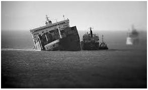 Singaporean Freighter Hits Cebu City Ferry