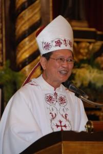 Novaliches Bishop TeodoroBacani Jr.