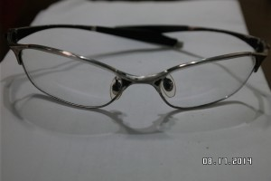 Oakley's Paint is Gone in Less Than One Month of Normal Use
