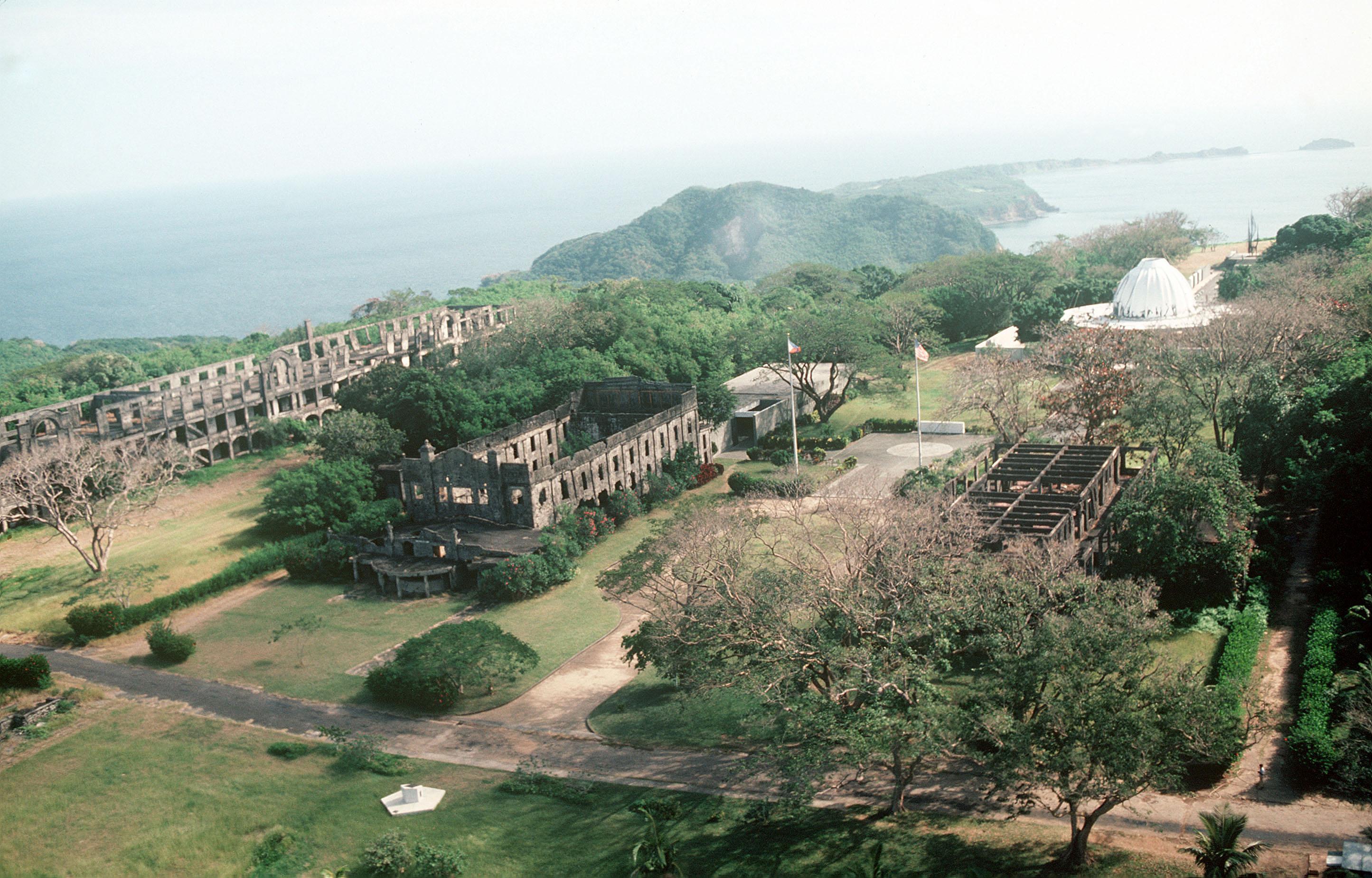 http://en.wikipedia.org/wiki/Corregidor_Island