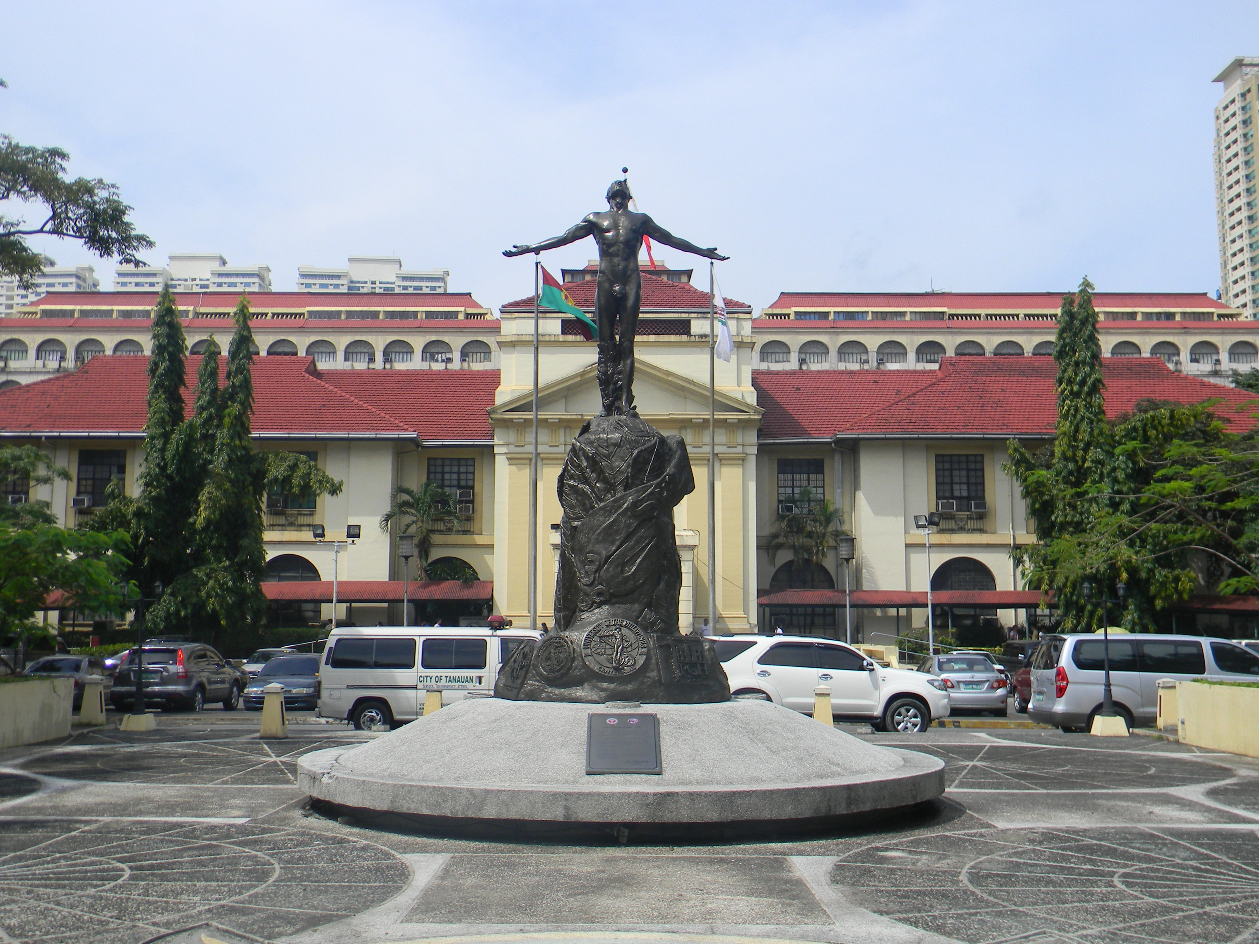 http://en.wikipedia.org/wiki/Philippine_General_Hospital