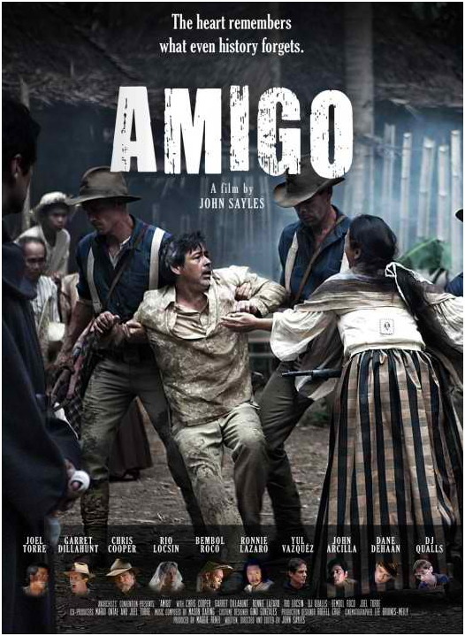 AMIGO ~ Chris Cooper