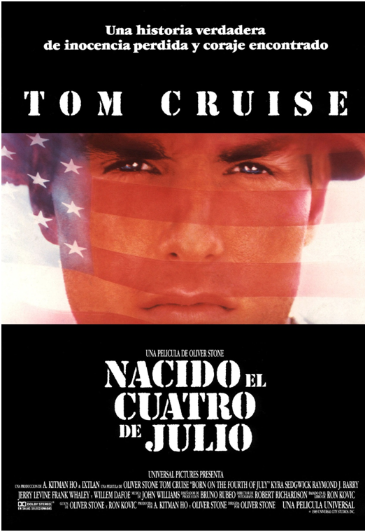 Born on the Fourth of July ~Tom Cruise