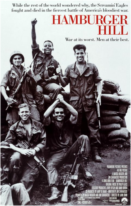 Hamburger Hill ~ Anthony Barrile