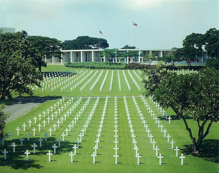 MANILA AMERICAN CEMETERY AND MEMORIAL, TAGUIG