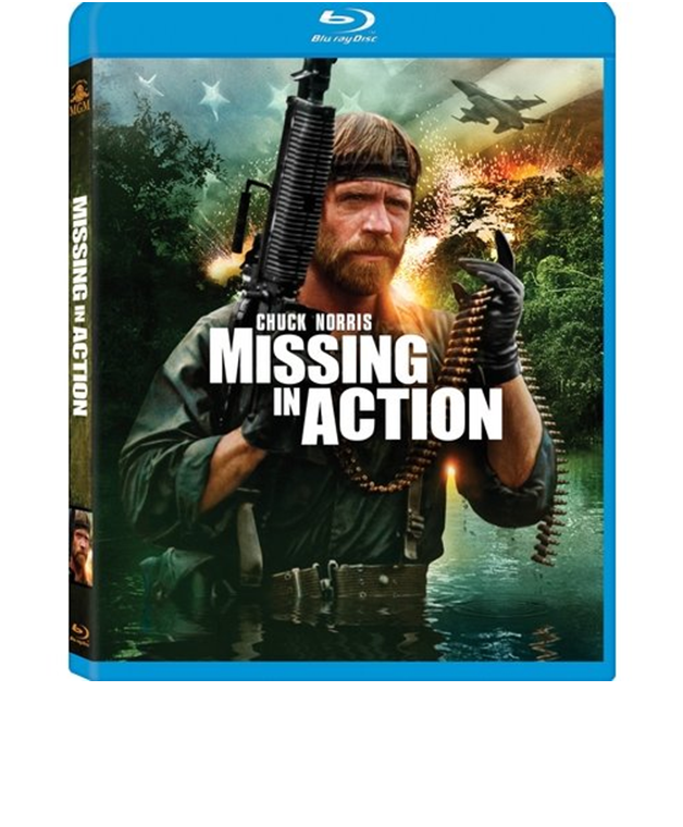 Missing in Action ~ Chuck Norris