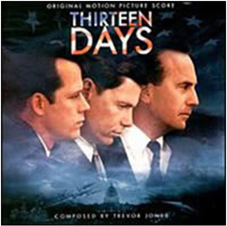 THIRTEEN DAYS ~ Kevin Costner