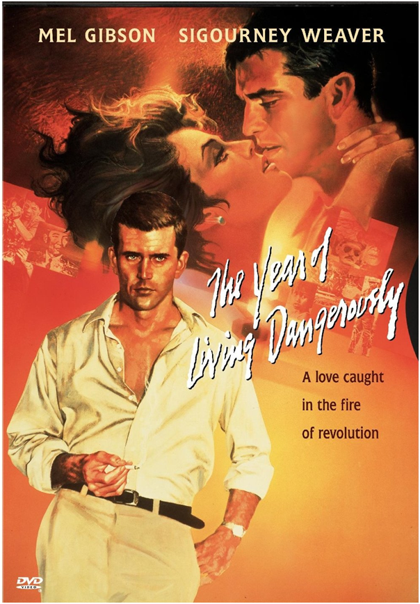 The Year of Living Dangerously ~ Mel Gibson