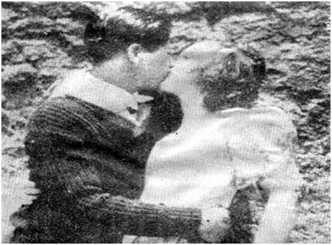 FIRST ON-SCREEN KISS PHILIPPINES