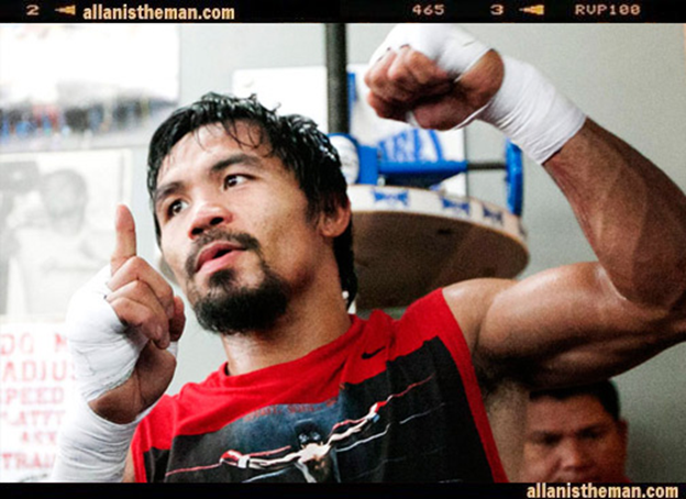 Still, Manny Pacquaio is expected to win this fight.