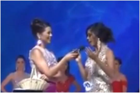 Miss Philippines USA 2013 Five Senses Question