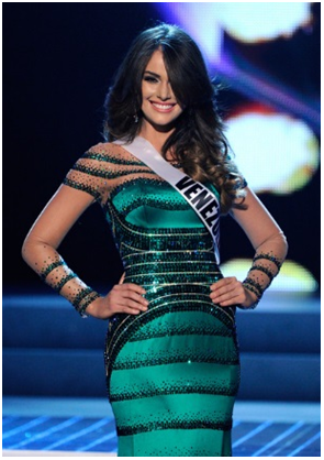 Miss Universe 2012 on Laws