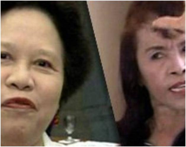 Mommy D. vs Senator Miriam