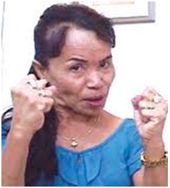 Mommy Dionisia changes status In a relationship