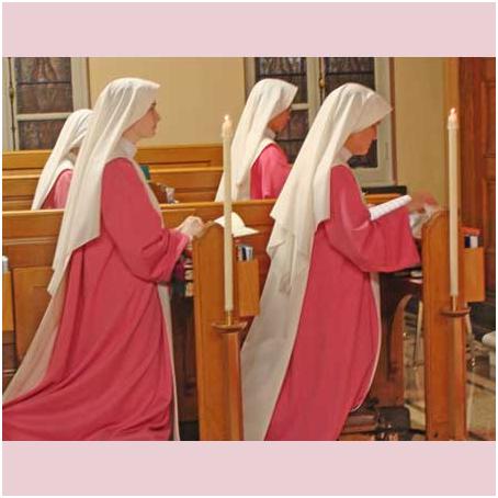 Pink Sisters Monastery