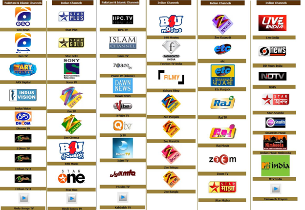 TV Channel Suspended