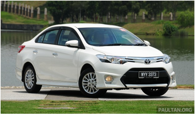 Toyota Vios S 1.5 AT