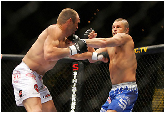UFC 52 CHUCK LIDELL VS. RANDY COUTURE