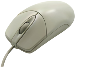 old mouse
