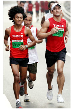 Coach Rio is personal trainer to top personalities of the country.