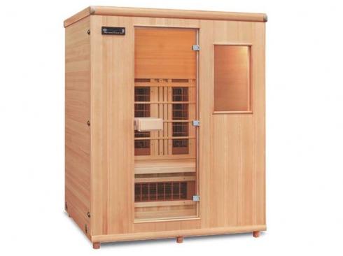 Sauna and Air Con