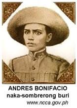 Andres Bonifacio was Not Executed