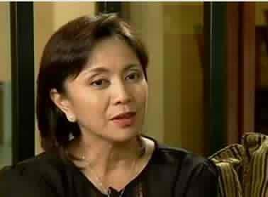 Camarines Sur Representative Leni Gerona-Robredo