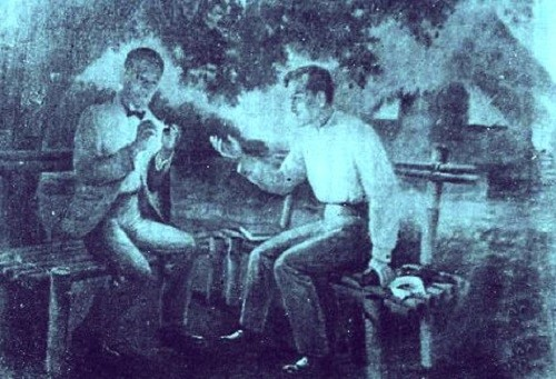 Jose Rizal was Rescued from the Spanish Authorities
