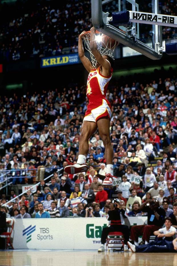 Mighty Mouse Spud Webb