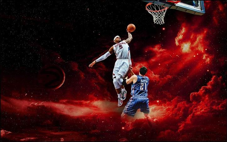 SLAM DUNKS IN NBA