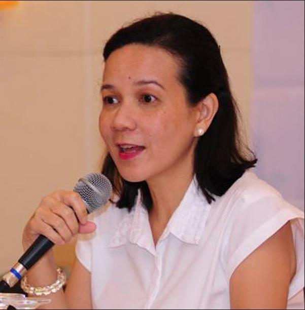 Senator Grace Poe-Llamanzares