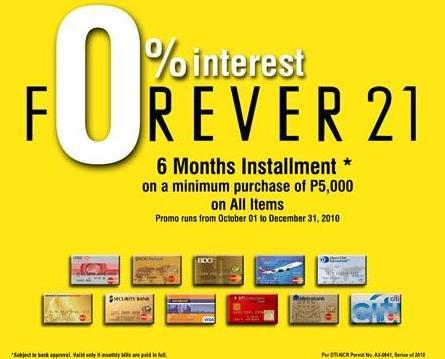 Keep an Eye on 0% Interest Plans