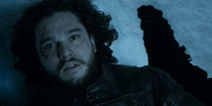 Jon Snow Dies. Or Does He