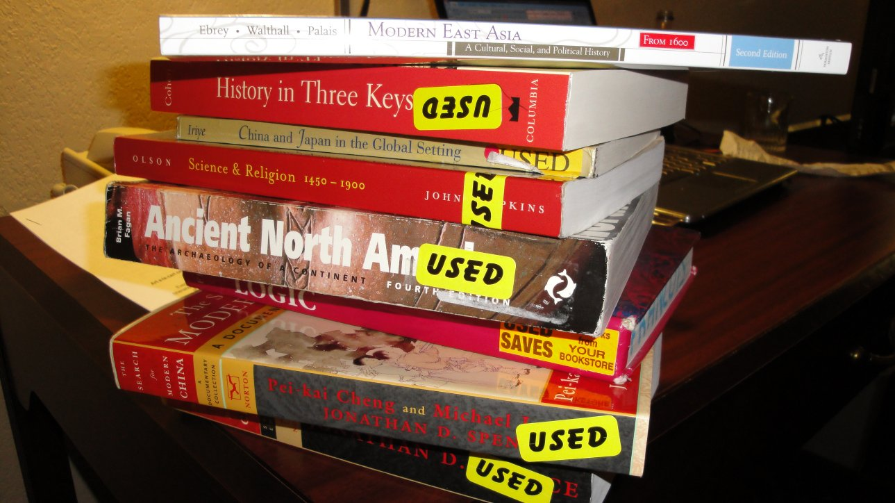 Look for Used Books