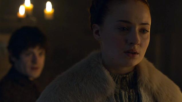 That Sansa Scene