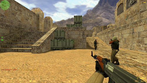 You Have a Soft Spot for Counter Strike