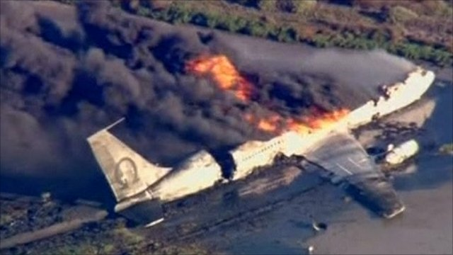 Deadliest Airplane Disasters