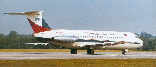 Philippine Airlines Flight 215