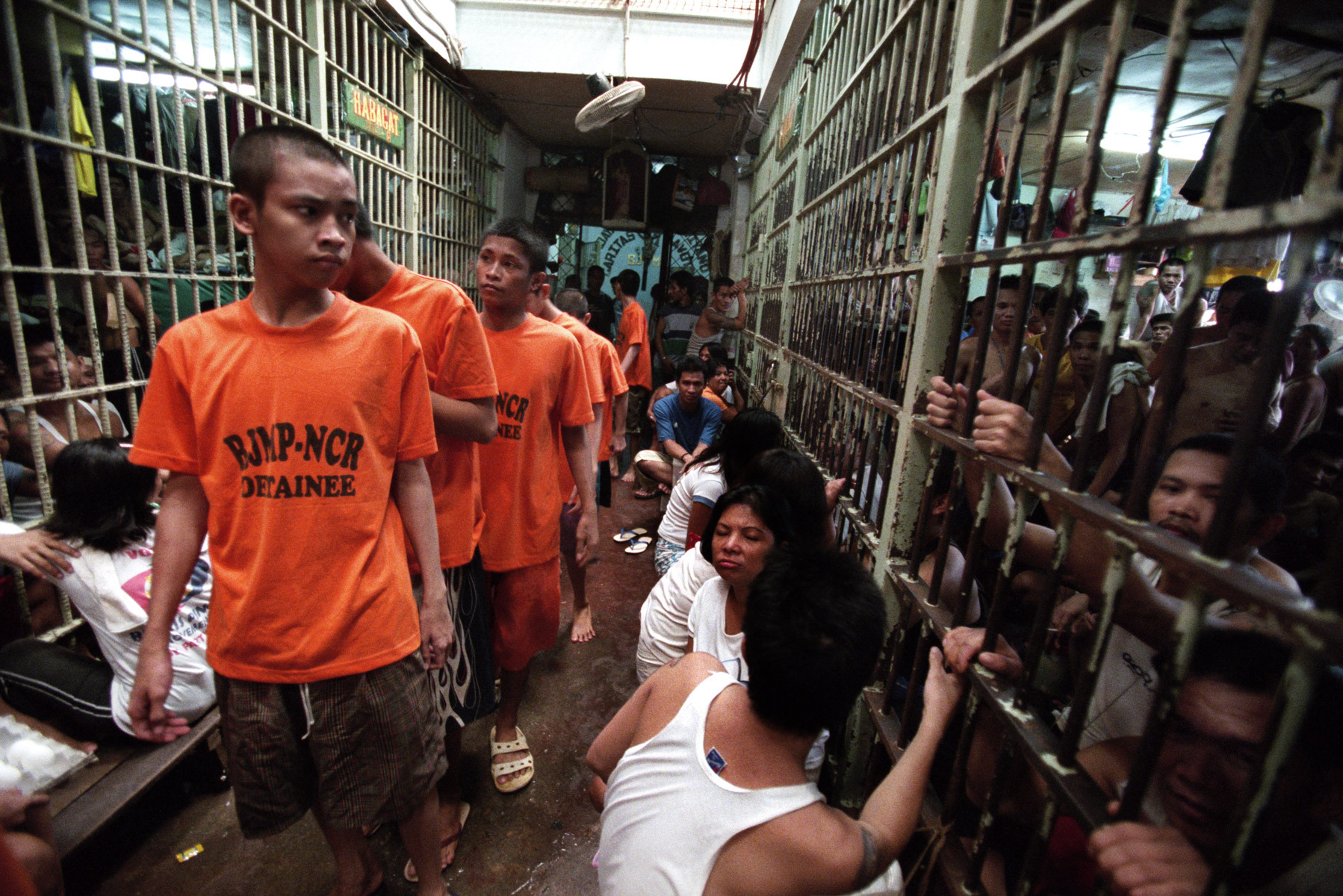 © Hazel Thompson Kids Behind Bars Philippine Jails children in Prison