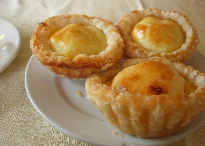 durian tart in Davao