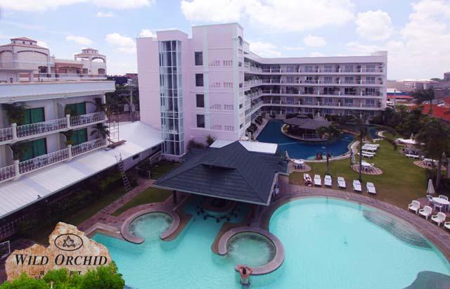 Wild Orchid Resort & Poker Room